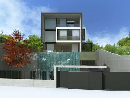 Luxury new build  house for sale, Sant Cugat, near Barcelona