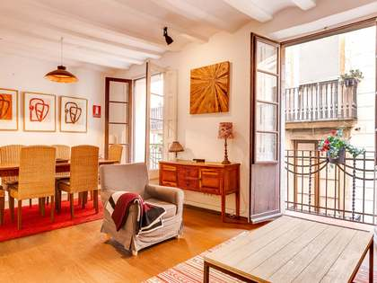 Charming 75m² Apartment for sale in Gótico, Barcelona