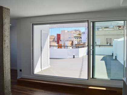 130m² penthouse with 70m² terrace for sale in Sant Francesc
