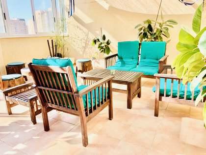 180m² Dachwohnung mit 90m² terrasse zum Verkauf in Playa San Juan