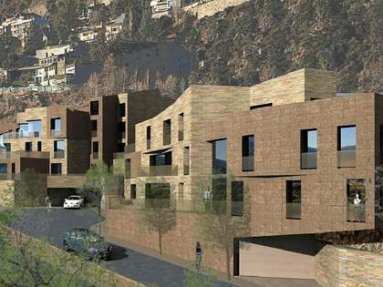 Plot for sale in a prestigious urbanisation in Andorra