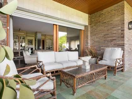 Ático de 440 m² con 106 m² de terraza en venta en Pedralbes