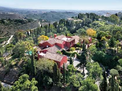 Huis / Villa van 783m² te koop met 195m² terras in Benahavís