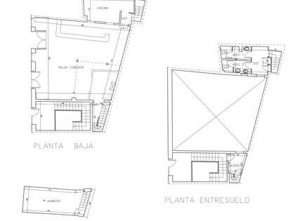 Edificio residencial a renovar en Palma, Mallorca