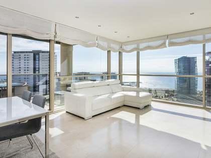 Piso de 146m² con terraza de 20m² en alquiler en Diagonal Mar