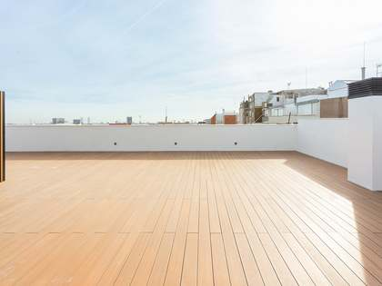 105m² Penthouse with 106m² terrace for sale in Sant Gervasi - Galvany