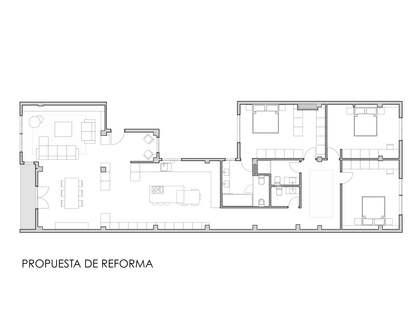 216m² Apartment for sale in Gran Vía, Valencia