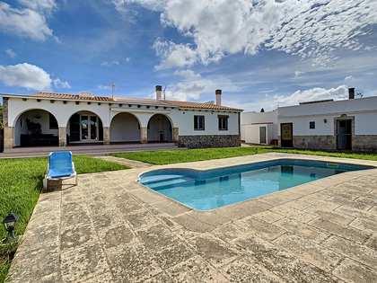 Landhuis van 290m² te koop in Ciudadela, Menorca