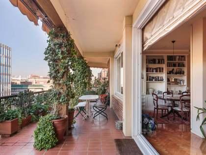 Penthouse van 157m² te koop met 62m² terras in Sant Gervasi - Galvany