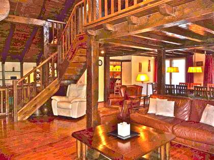 Appartement de ski à vendre en Andorre. Domaine skiable de Grandvalira, El Tarter.