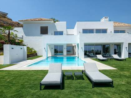 650m² House / Villa with 304m² terrace for sale in Benahavís