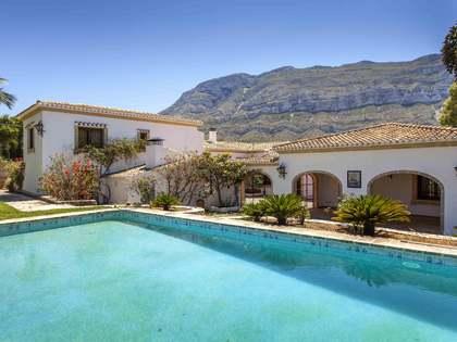 Propriété de luxe de 531m² a vendre à Dénia, Costa Blanca