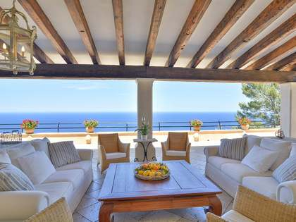 Luxury property for sale near Deià North West Mallorca