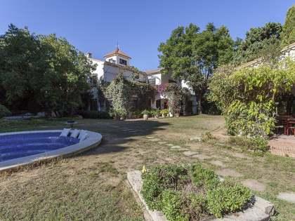 Huis / Villa van 542m² te koop in Godella / Rocafort
