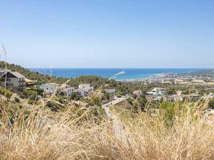Terrain à bâtir de 600m² a vendre à Levantina, Barcelona