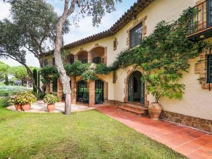 Costa Brava golf property for sale in Santa Cristina d'Aro