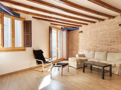 136 m² apartment for sale in the Gothic area, Barcelona