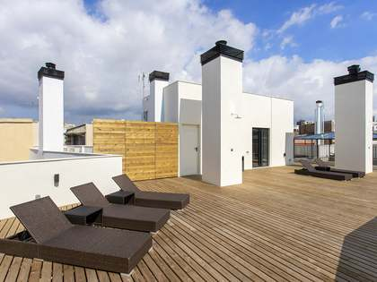 95m² Apartment with 12m² terrace for rent in Gótico