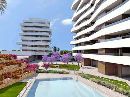 110m² Apartment with 18m² terrace for sale in Playa San Juan