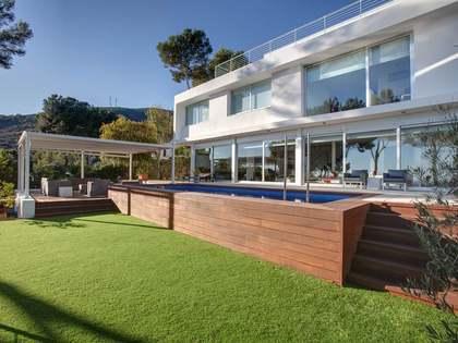 在 卡斯特利德费尔斯/加瓦海边, 巴塞罗那 584m² 出售 豪宅/别墅