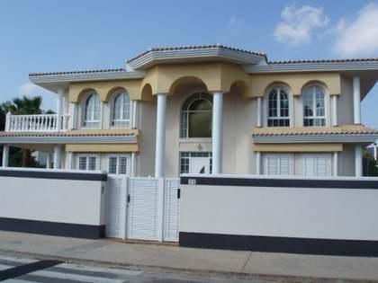 Villa en la Eliana cerca de la zona urbana en venta