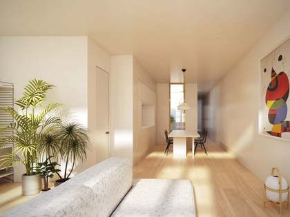 105m² Apartment with 23m² terrace for sale in Eixample Right