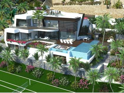 500m² House / Villa with 82m² terrace for sale in Moraira