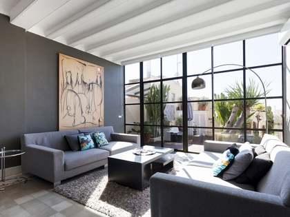 Apartamento de 116m² con terraza de 30m² en venta en Sitges