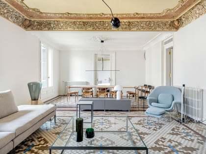 Appartamento di 260m² con 10m² terrazza in affitto a Eixample Destro