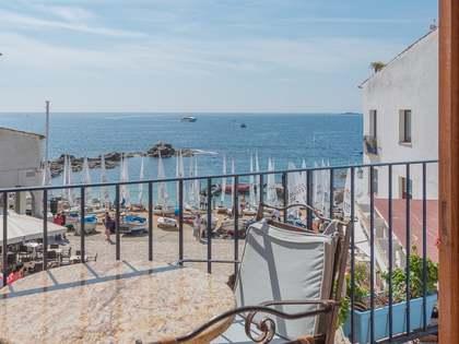 Apartamento en primera línea de la Costa Brava en venta