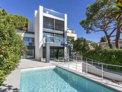Дом / Вилла 199m² на продажу в Сан Жерваси - Ла Бонанова
