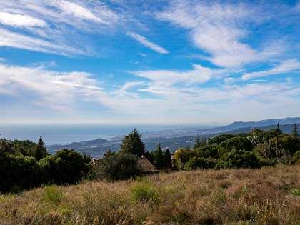 Terrain à bâtir de 2,050m² a vendre à Sant Andreu de Llavaneres