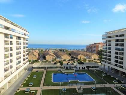 Piso de 84m² con 8m² terraza en alquiler en Patacona / Alboraya