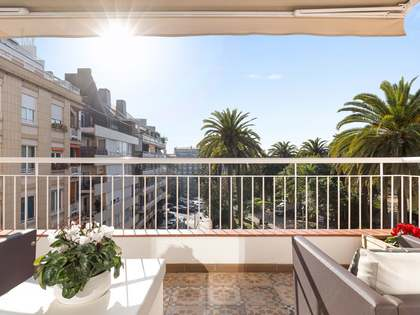 194m² Apartment with 9m² terrace for sale in Sant Gervasi - Galvany