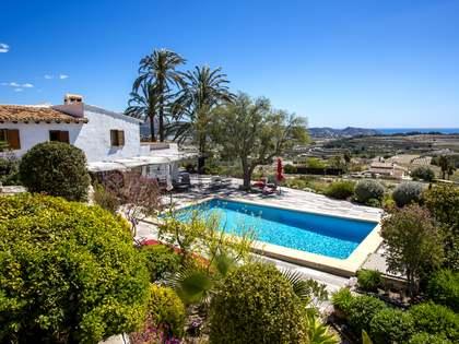 450m² Haus / Villa zum Verkauf in Jávea, Costa Blanca