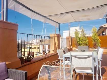 Penthouse van 118m² te huur met 20m² terras in El Pilar
