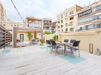 90m² Lägenhet med 120m² terrass till salu i Eixample Höger
