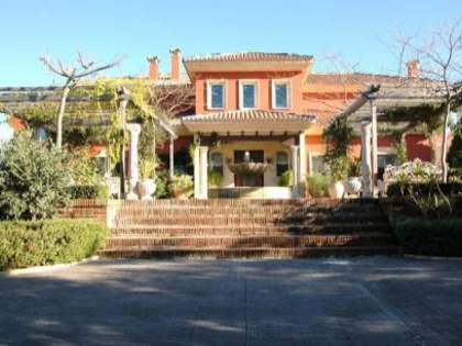 Wonderful 2,500 hectares shooting estate for sale in Málaga