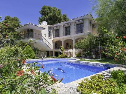 244m² Haus / Villa mit 900m² garten zum Verkauf in East Málaga