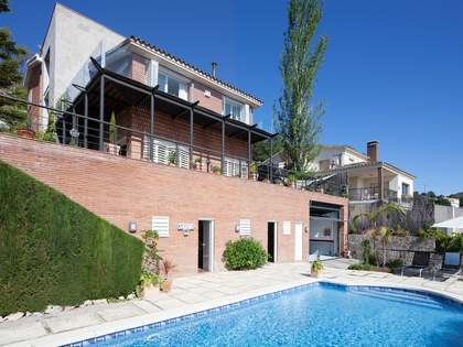 Property for sale in Alella on the Barcelona Maresme Coast
