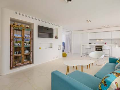 Penthouse for sale in Las Boas building, Ibiza