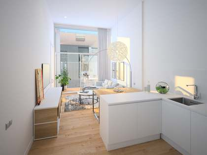 112m² Apartment with 26m² terrace for sale in El Clot