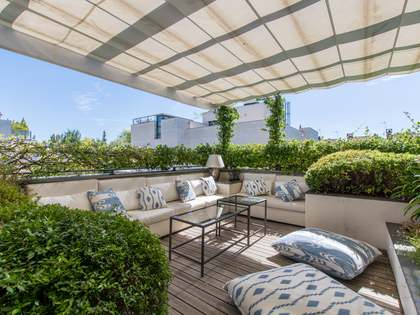 310m² Penthouse with 100m² terrace for sale in Aravaca