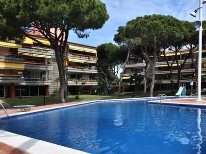 Penthouse de 118m² a louer à Gavà Mar avec 15m² terrasse