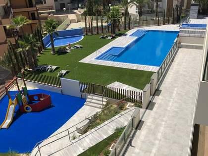 120m² Wohnung mit 20m² terrasse zur Miete in Playa San Juan