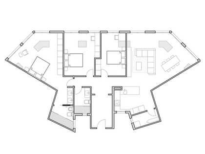Piso de 135m² en venta en Ruzafa, Valencia