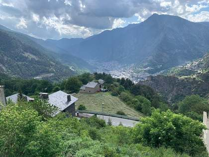633m² Plot for sale in Escaldes, Andorra