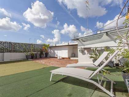 Ático de 120m² con 100m² terraza en alquiler en El Pla del Remei