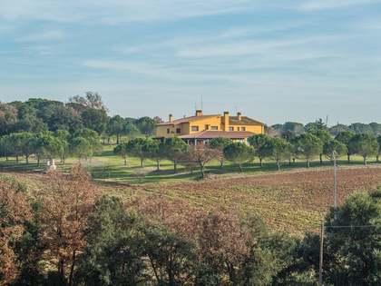 Propiedad rural en venta en el interior de Girona