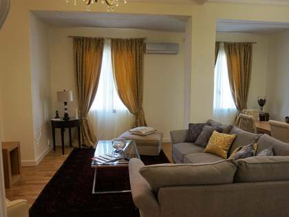 Attractive furnished apartment to rent in Gran Vía, Valencia